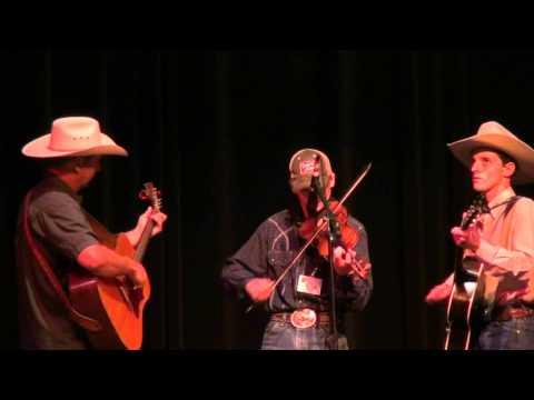 Trustin Baker - 2015 Arkansas State Fiddle Championship