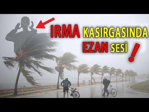 Kasırga Sırasında Kameralara Yakalanan 5 Tuhaf OLAY ( IRMA KASIRGASI )