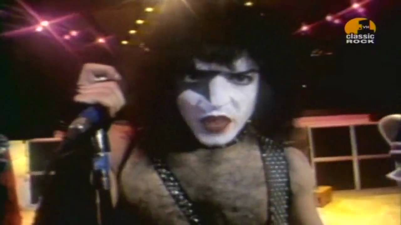 kiss i was made for loving you 1979 hd youtube. Black Bedroom Furniture Sets. Home Design Ideas