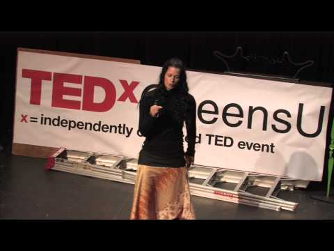 From Criminals to Heroes: Tammy Babcock at TEDxQueensU