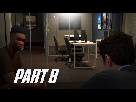 NBA 2K20 My Career Mode Ep8- First Game and New Agent Meeting