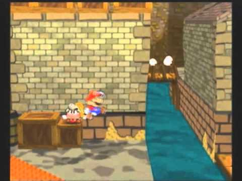 Paper Mario The Thousand Year Door Early Shine Sprite