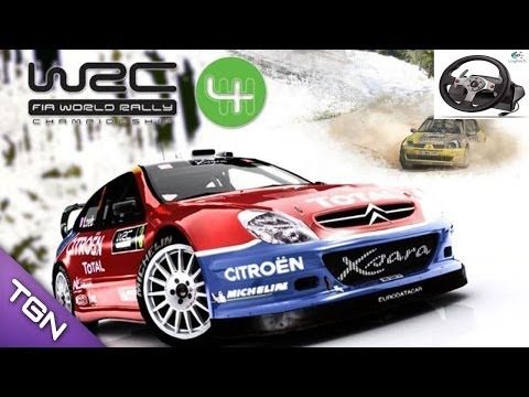 WRC 4 FIA World Rally Championship - Gameplay Español