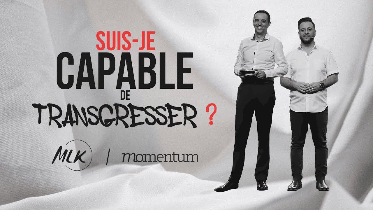 MLK/Momentum - Ivan Carluer & Patrice Martorano - Suis-je capable de transgresser ?