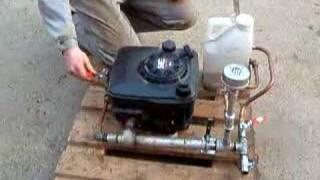 moteur a eau