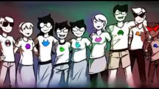 Repeat youtube video You Are My Sunshine - Homestuck