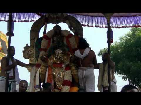 varadaraja perumal temple garuda seva 2012