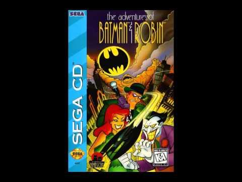 Adventures of Batman and Robin (Sega CD) OST: Clayface