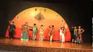 JAY HO SONG - Slumdog Millionaire- BOLLYWOOD DANCE 2011  NORTHSHORE AUCKLAND