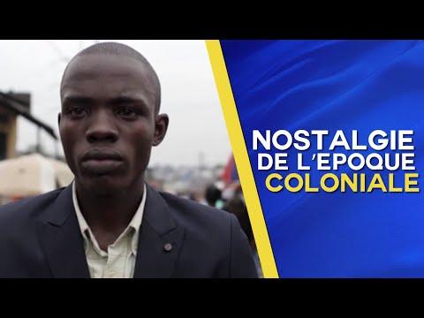 Nostalgie de l'époque du Congo Belge
