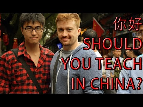 Is teaching English in China right for you?