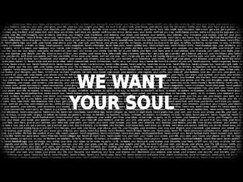 Adam Freeland - We Want Your Soul (Psy T & Halcyon Mix)