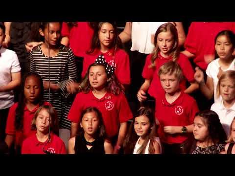 Grace Miller and  La Verne Heights Elementary School  Spring Concert 530pm