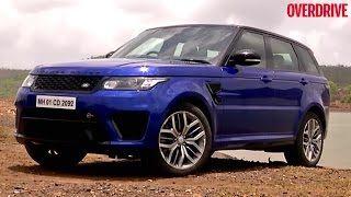 Land Rover Range Rover Sport SVR - Road Test Review