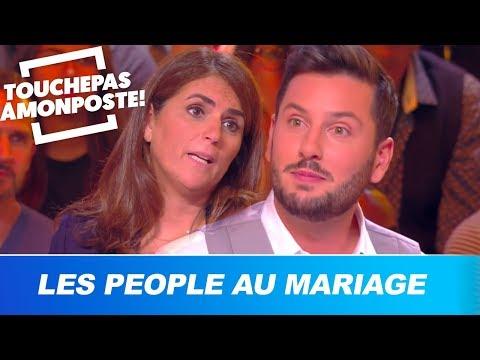 Les people présentes aux mariages des chroniqueurs