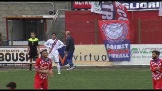 Sestri Levante-Gavorrano 2-1 Serie D Girone E