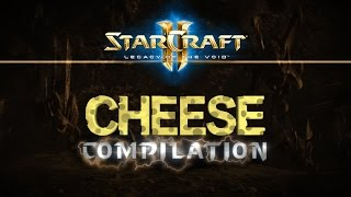 StarCraft 2 - Legacy of the Void 2017 - Cheesy Games Compilation!