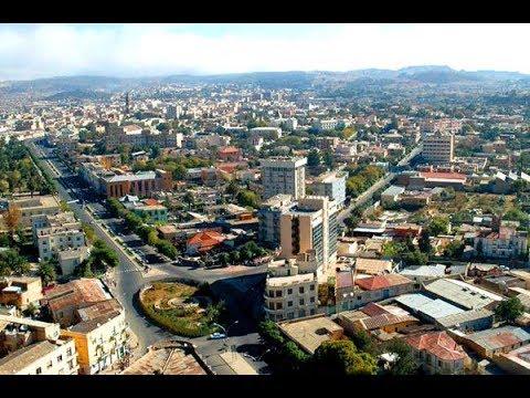 welcome to the Eritreas Capital HD ኣስማራ አሪትረኣ العاصمة أسمرة 1080