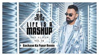 Dj Chetas-Bachpan Ka Pyaar (Remix)| Badshah | Sahdev Dirdo | Aastha Gill | Rico #LIFEISAMASHUPVOL04
