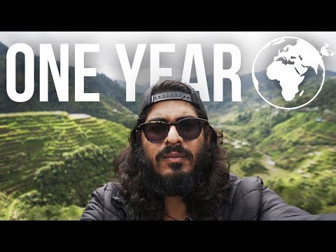 I circumnavigated the globe for 1 year at 21.