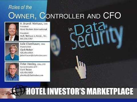 Roles of the Owner Controller CFO in Data Security