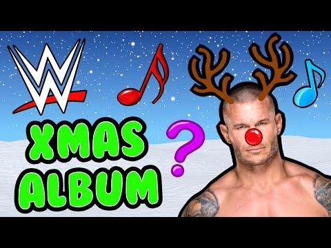 A WWE CHRISTMAS ALBUM?!