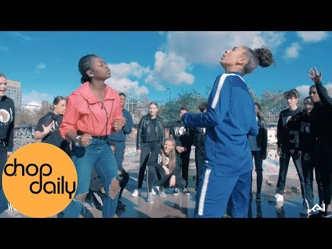 Afro Dance Medley & Cypher  by Precious Alvares | World Of Afro | Chop Daily