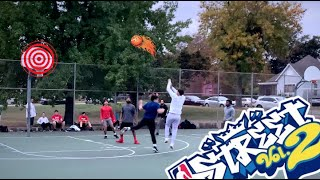 AMATEUR YOUTUBE HOOPERS TRY TO BE TOP 10!!