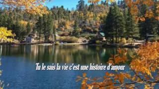 La Vie C'est Une Histoire D'amour ( Christophe ) -  Kim Yến