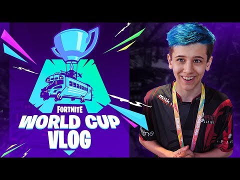 MY World Cup Experience! (Part 1)