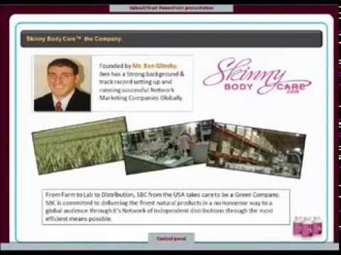 Jackie  shares the Skinny Body Care pre-recorded Webinar 24 7