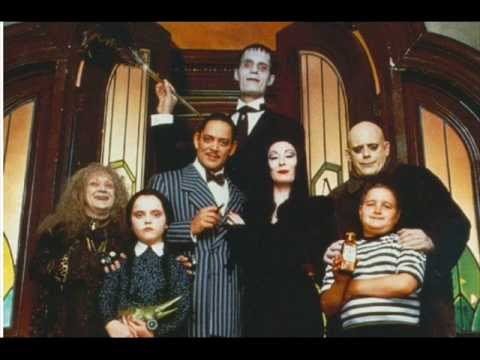 Addams Family ost (1991) 1 Deck The Halls-Main Title