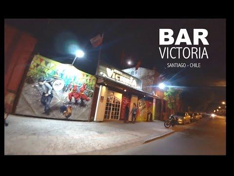BAR VICTORIA  | SANTIAGO DE CHILE
