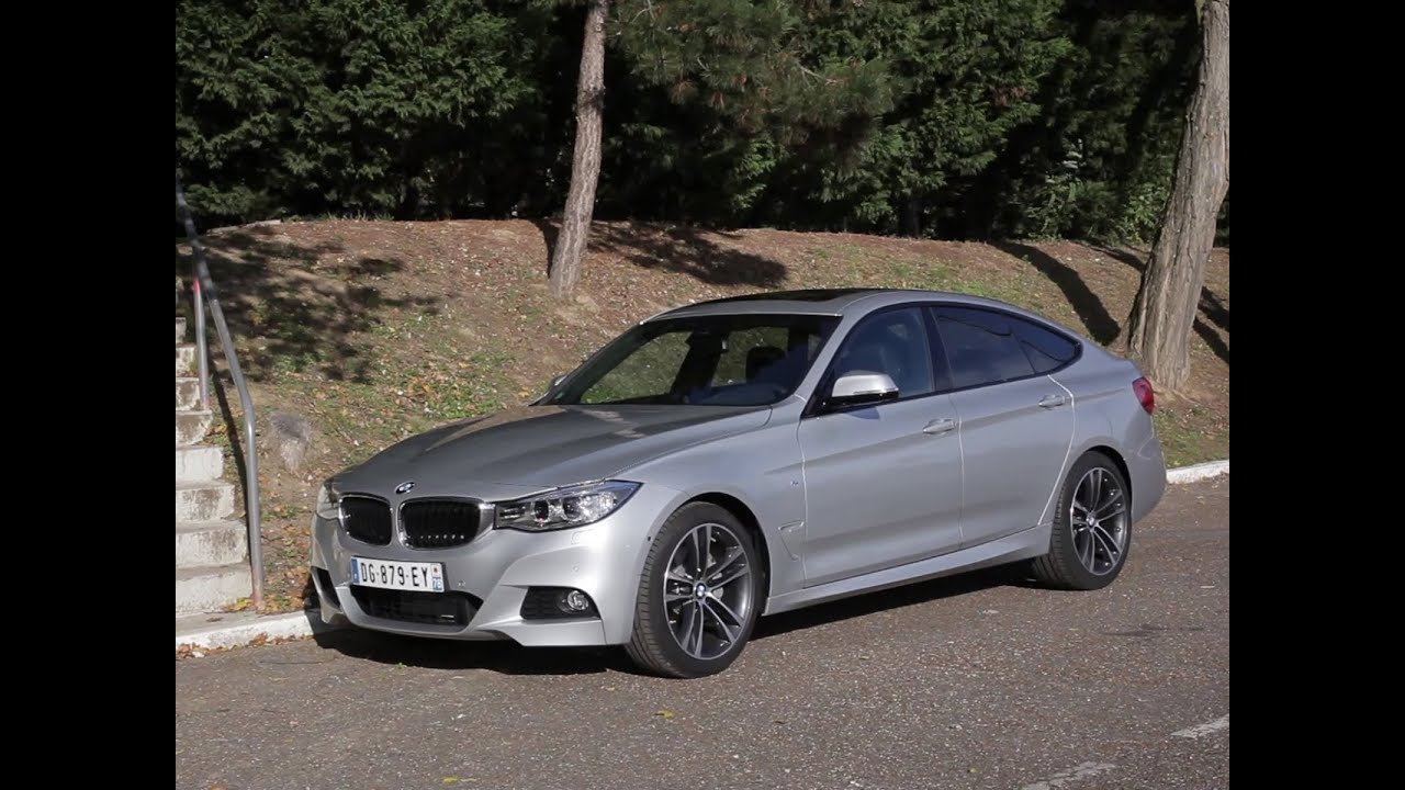 Essai BMW 335d GT xDrive M Sport 2014 - YouTube