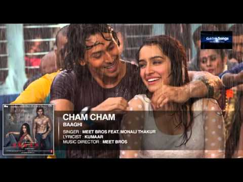 Cham Cham Full Song  BAAGHI