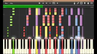 Avicii - Hey Brother (Synthesia Cover) Mp3