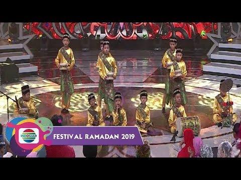 Cakeepp! Suara Lantang Dari Mi Al Inayah-Bandung 'Ya Asyiqol Musthofa' - Festival Ramadhan 2019
