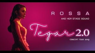 Wig Melly Goeslaw Copot Di Konser TEGAR 2.0 ROSSA
