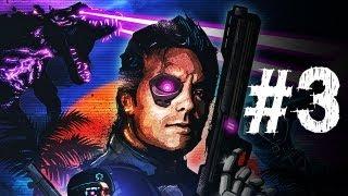 Far Cry 3 Blood Dragon Gameplay Walkthrough Part 3 - Predator - Mission 3