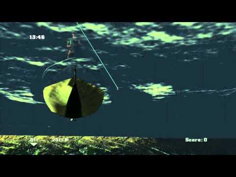Rapala Fishing Frenzy 2009 Ep. 1 Rippin Lip