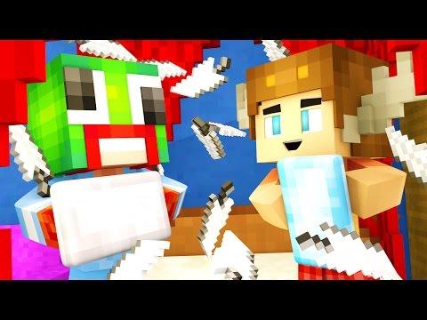 Minecraft Daycare - SLUMBER PARTY!