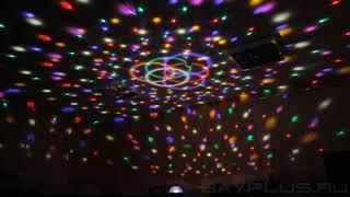 �������� ���� Светодиодный диско шар Led Magic Ball с флешкой светомузыка ������