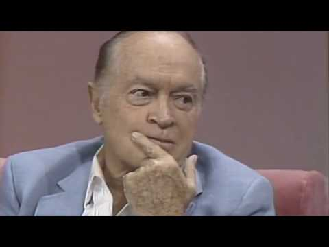 Bob Hope on Golf, Life, Bing Crosby, Family, Part 1