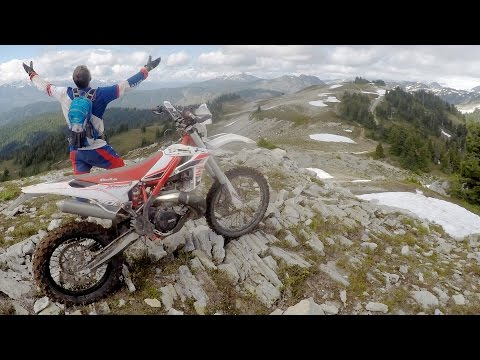 MOUNTAIN RIDING SQUAMISH BC Cross Training Enduro Skills