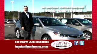 Toyota of Henderson North Carolina