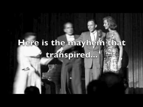 RAT PACK part 1 Humphrey Bogart Sings!  Judy Garland Frank Sinatra