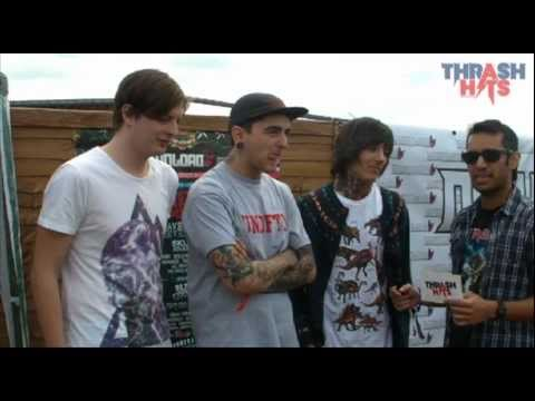 Thrash Hits TV: Bring Me The Horizon @ Download Festival 2011