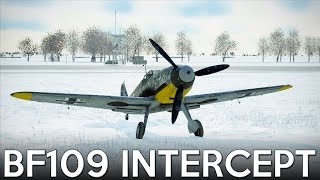 BF109 Intercept - IL-2 Sturmovik (Battle of Stalingrad)