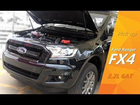 Ford Ranger FX4 [ฟอร์ด เรนเจอร์ เอฟเอ็กซ์4] | MZ Crazy Cars