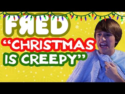Fred - Christmas is Creepy - Official Video [sent 158 times]